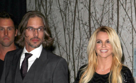 Source: Jason Trawick and Britney Spears to Get Engaged ... Tonight!