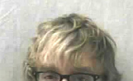 Andy Dick Mug Shot (2010)