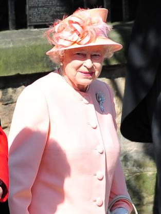 Queen Elizabeth 2 Photo