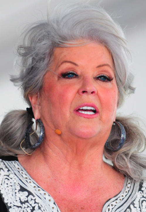 Paula Deen, Face