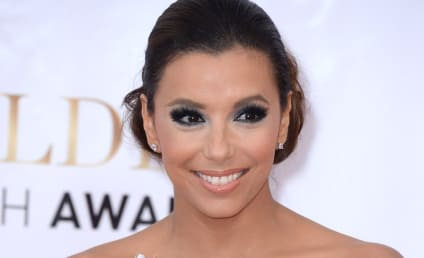 Eva Longoria: Scoring with Mark Sanchez?