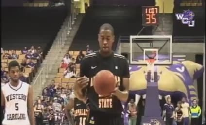 Worst Free Throw Ever: Brian Okam Airball Defies Comprehension