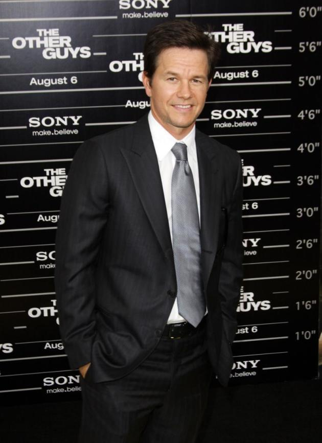 Mark Wahlberg Photograph