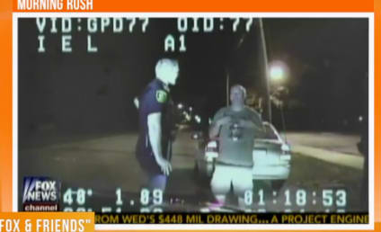Man Pulled Over for DUI, Dances During Sobriety Test