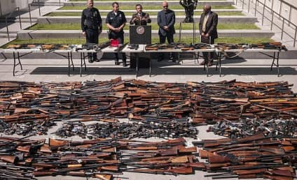 LAPD Gun Buyback Moved Up in Response to CT Shooting