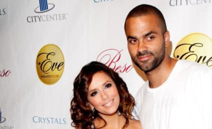 The Birthday Parties Continue for Tony Parker, Eva Longoria