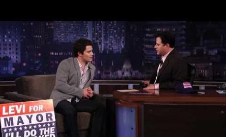 Levi Johnston on Jimmy Kimmel Live: Part II