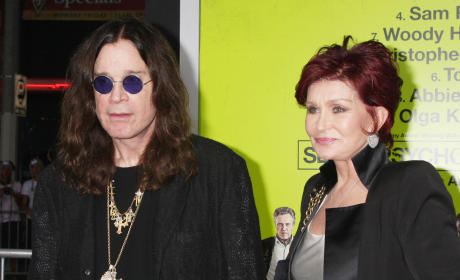 Ozzy Osbourne: I'm Sober… and Married!