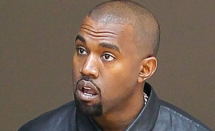 Kanye West: NOT Changing North West's Diapers!