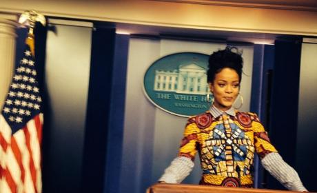 President Rihanna?!?