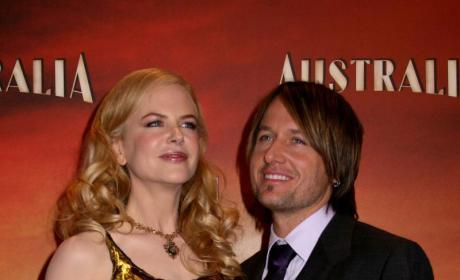 It's Official: Kidman, Urban Tie the Knot