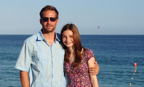 Paul Walker, Daughter Meadow