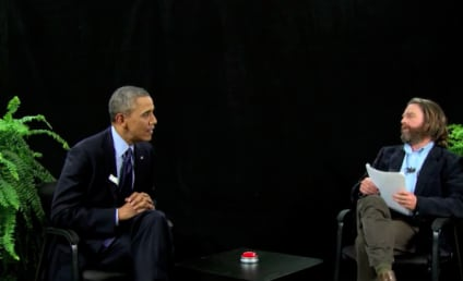 President Obama Actually Appears on Between Two Ferns with Zach Galifianakis