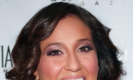 Adrienne Bailon Goes Bobbing for New Hairstyle