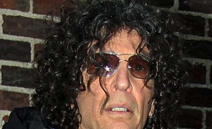 Howard Stern on Britney Spears as X Factor Judge: Train Wreck to Come!