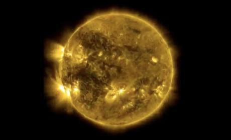 NASA Sun Video