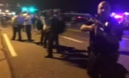 "Ferguson Cop Threatens to ""F--king Kill"" Protestor"