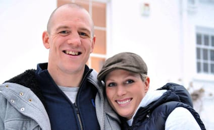 Zara Phillips and Mike Tindall: Married!
