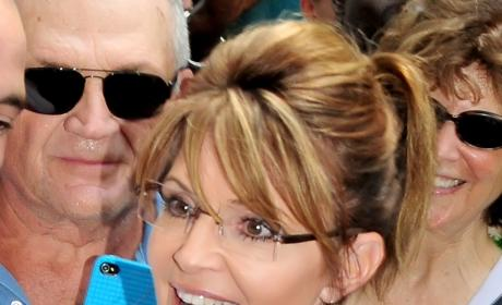Celebrity Hair Affair: Sarah Palin