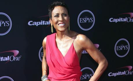 Robin Roberts Red Carpet Photo