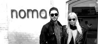 Sami Miró and Zac Efron