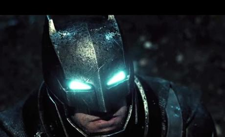 Batman v Superman: Dawn of Justice Trailer Leaks, Is Kinda Lame