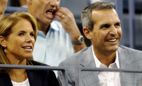 Katie Couric Engagement Report