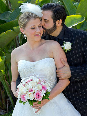 Jodie Sweetin and Morty Coyle