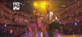 Aly Raisman - Dancing With the Stars Semifinals (Rumba)