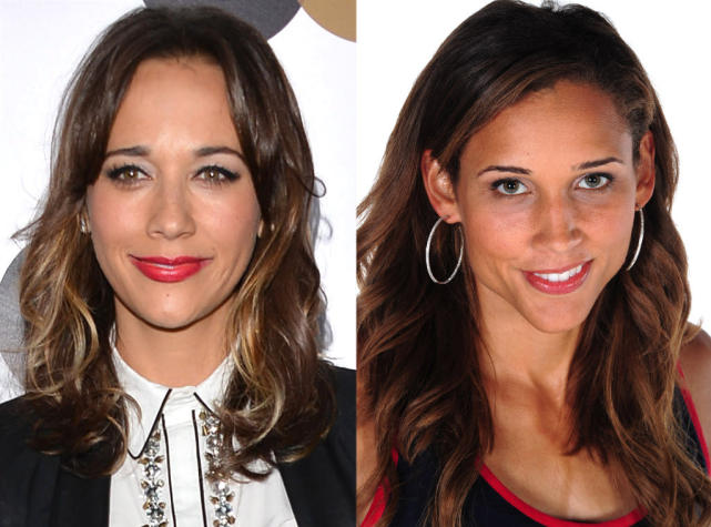 Rashida Jones & Lolo Jones