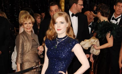 Amy Adams and Darren Legallo: Engaged!