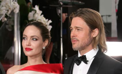 Angelina Jolie's Favorite Part of the Golden Globes