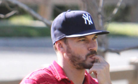 Britney Spears and K-Fed at Sons' Little League Game: Sort of Awkward!