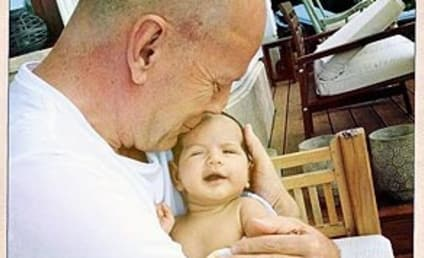 Bruce Willis and New Daughter: First Look!
