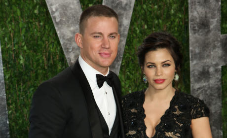 Channing Tatum, Wife
