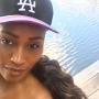 Cynthia Bailey by the Lake