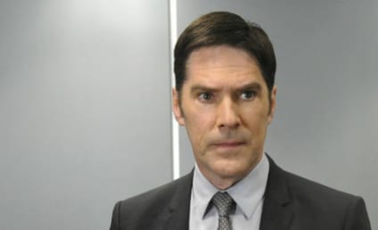 Thomas Gibson Speaks on Criminal Minds Firing