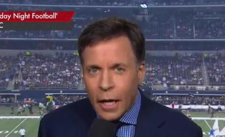 "Bob Costas Labels Redskins Moniker an ""Insult"" and a ""Slur"""