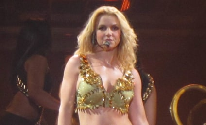 Girl Gone Wild: Britney Parties, Blows Chunks Again
