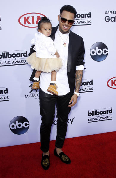 Chris Brown, Daughter