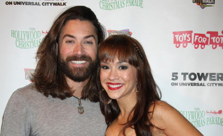 Diana DeGarmo and Ace Young: Totes in Love!