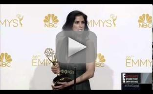 Sarah Silverman Emmys Press Conference