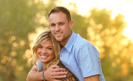 Wife Carries Double Amputee Marine Husband, Inspirational Photo Goes Viral