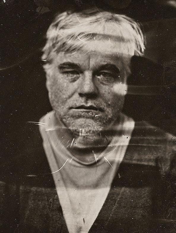 Eerie Philip Seymour Hoffman Photo