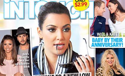 Kim Kardashian Trashes Tabloid: I'm Not a Man Stealer!