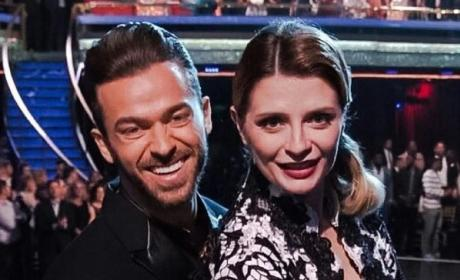 Mischa Barton & Artem Chigvintsev: DATING After Dancing With the Stars??