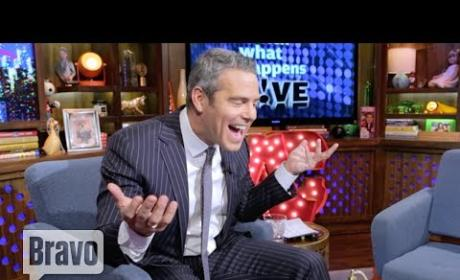 Andy Cohen Reacts to Lady Gaga G.U.Y. Music Video; Watch What Happens...Live!