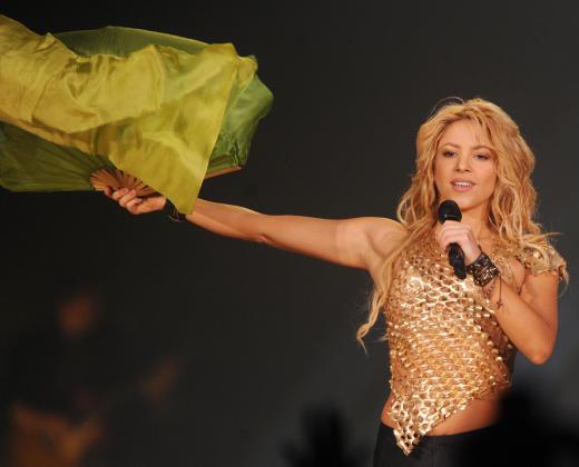 Shakira in Concert
