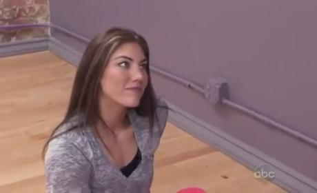Maksim Chmerkovskiy and Hope Solo: Dancing With the Stars' Comeback Kids!