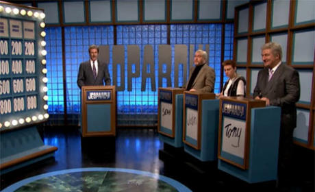 Saturday Night Live: Celebrity Jeopardy Returns!